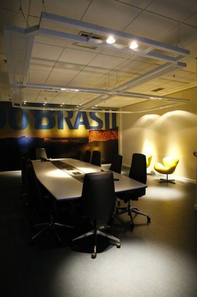 Projeto Iluminação Data Center